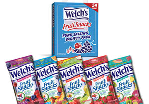 Fruit Snacks for Fundraising