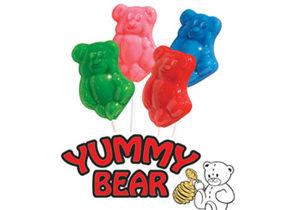 Yummy Bear Lollipops