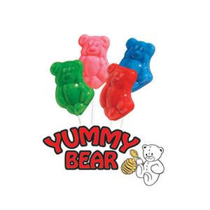 Yummy Bear Lollipops for Fundraising
