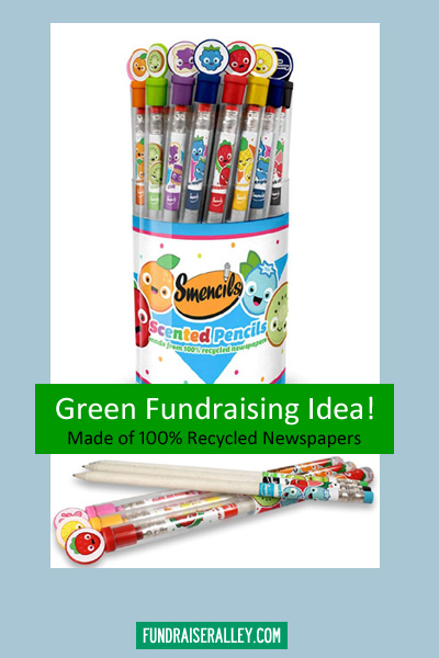 Original Smencils - Green Fundraising Idea!
