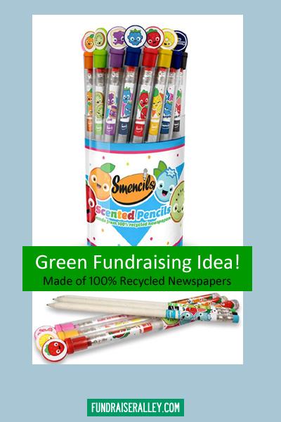 Smencils are a Green Fundraising Idea!