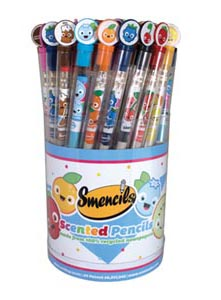 Original Smencils Fundraiser - Scented Pencils