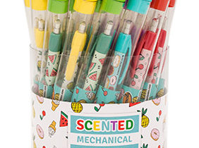 Scented Mechanical Pencils for Fundraising