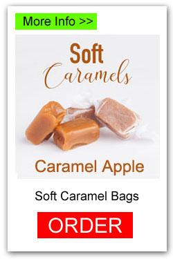Soft Caramels Fundraiser - Caramel Apple