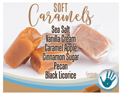 Soft Caramels for Fundraising