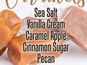 Caramels Order Taker Fundraiser