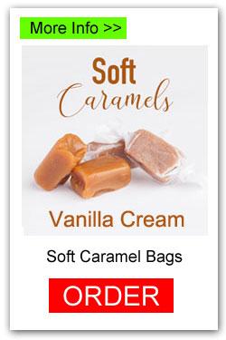 Soft Caramels Fundraiser - Vanilla Cream