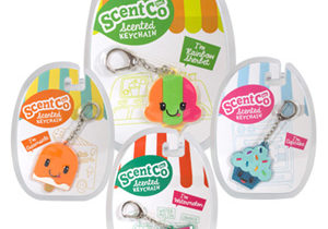 Scented Key Chains for Fundraising