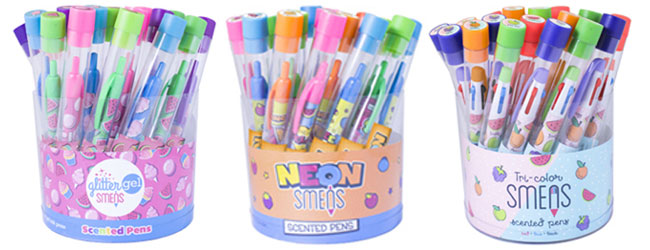 Smens, Scented Pens, for Fundraising