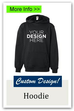 Custom Hoodie Fundraiser