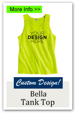 Custom Tank Top Fundraiser