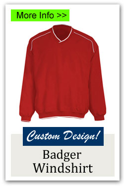 Custom Windshirt Fundraiser
