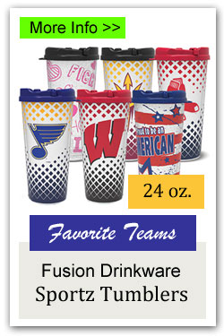 Fusion 24oz Sportz Tumbler Fundraiser