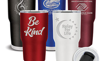 30 Ounce Custom Tumbler for Fundraising