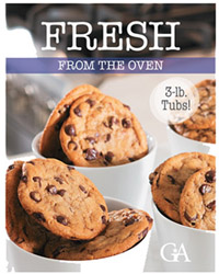 Fresh From the Oven Cookie Dough Fundraiser
