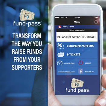 Fund-Pass App for Fundraising