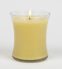 Hourglass Tumbler Candles Fundraiser
