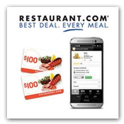 Restaurant Card Fundraiser