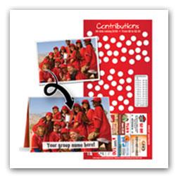 Scratchcard Fundraiser
