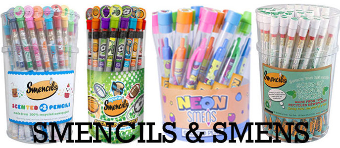 Smencils & Smens for Fundraising