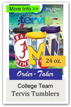 Tervis Tumbler Order-Taker Fundraiser