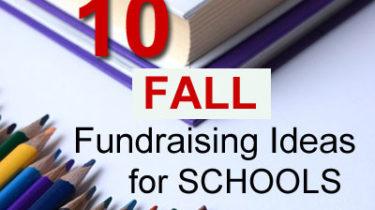 10 Fall Fundraising Ideas for Schools