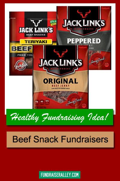 Jack Links Beef Snacks Fundraisers