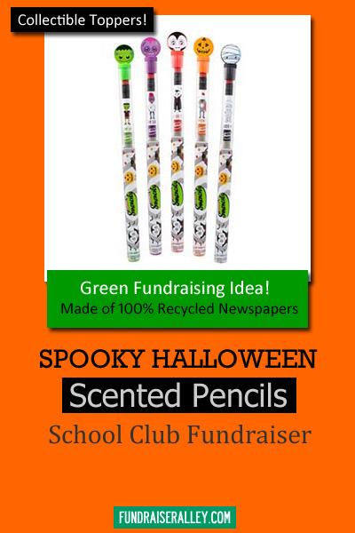 Spooky Halloween Smencils Fundraiser