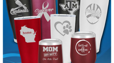 Fusion Drinkware Stainless Steel Tumblers for Fundraising