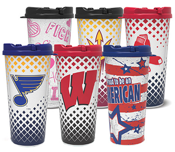 24oz Fusion Sportz Tumblers for Fundraising