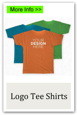 Custom Logo Tee Shirt Fundraiser