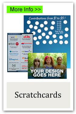 Custom Scratchcards