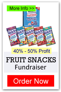Fruit Snacks Fundraiser
