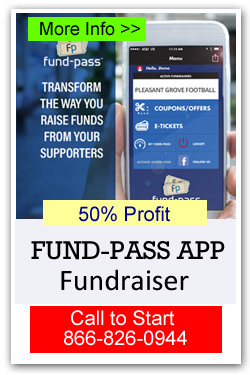 Fund-Pass App Fundraiser