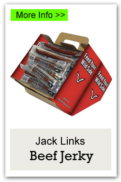 Jack Links Beef Jerky Fundraiser