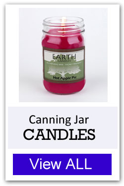 Canning Jar Candles for Fundraising