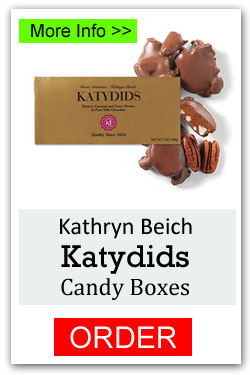 Katydids Candy Boxes Fundraiser