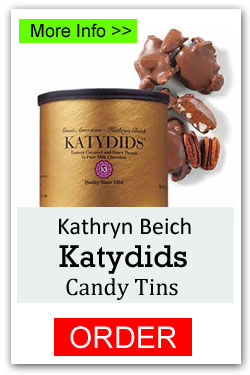 Katydids Candy Tins Fundraiser