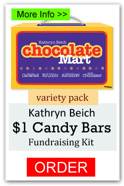 Kathryn Beich Chocolate Mart Fundraising Kit