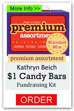 Kathryn Beich Premium Assortment Fundraising Kit
