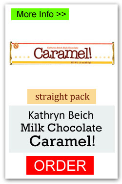 Milk Chocolate Caramel Candy Bar Fundraiser