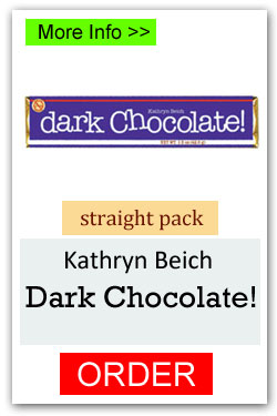Dark Chocolate Candy Bar Fundraiser