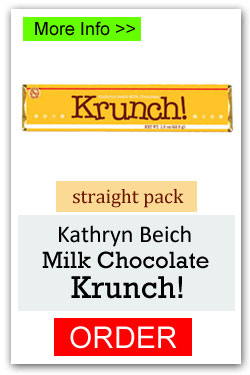 Milk Chocolate Krunch Candy Bar Fundraiser