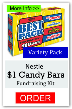 Nestle Variety Pack Fundraising Kit