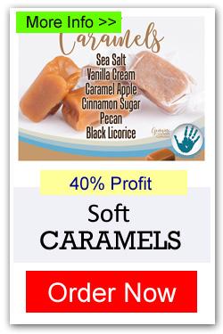 Caramels Fundraiser - Order Now