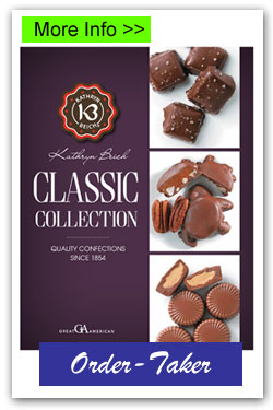 Classic Candy Collection Order-Taker Fundraiser