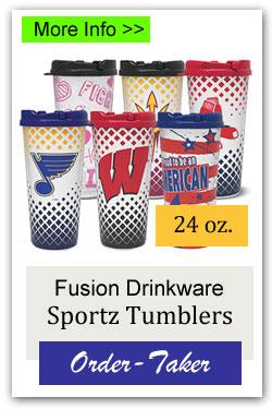 24oz Sportz Tumblers Order-Taker Fundraiser