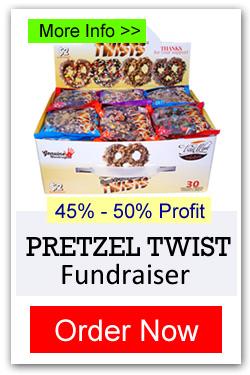Pretzel Twist Fundraiser - Order Now
