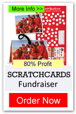 Scratchcards Fundraiser