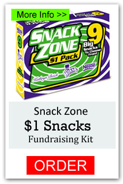 Snack Zone Fundraising Kit